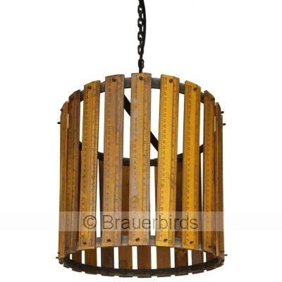 RECYCLED WOOD PENDANT LAMP: Pendant Lighting, Pendants, Recycled Wood, Creative Lighting, For Lamps, Pendant Lights, Woods, Academia Pendant