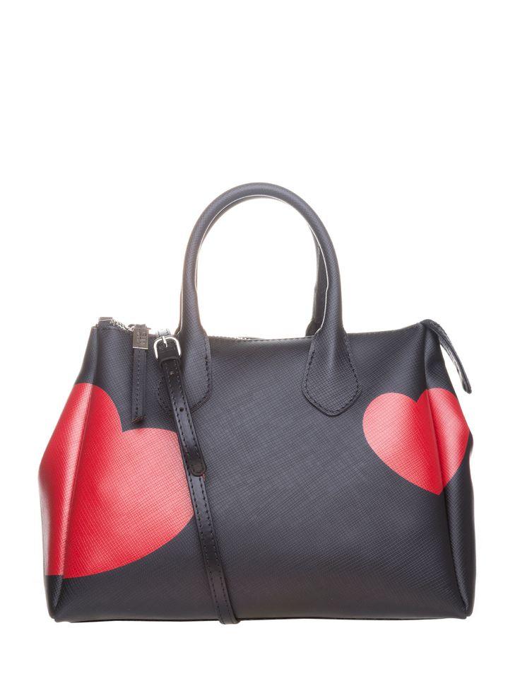 Gum Gianni Chiarini Pink backpack with hearts qWcJzljey