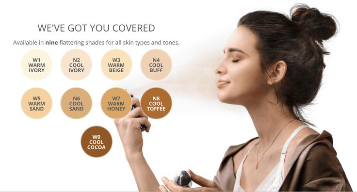 Want a quick and easy way to find your best NV foundation shade based on the makeup you already wear? Try our Easy Match! https://multibra.in/xkdv4