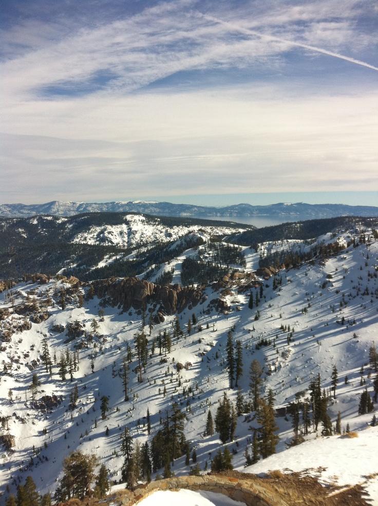 Lake Tahoe Winter Wallpaper Desktop Background: 46 Best Images About Ski Areas On Pinterest
