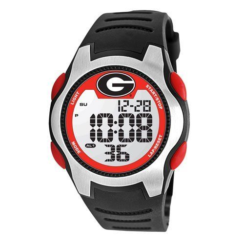Game Time Men's COL-TRC-GEO Univ of Georgia G Logo Watch Game Time. $49.95