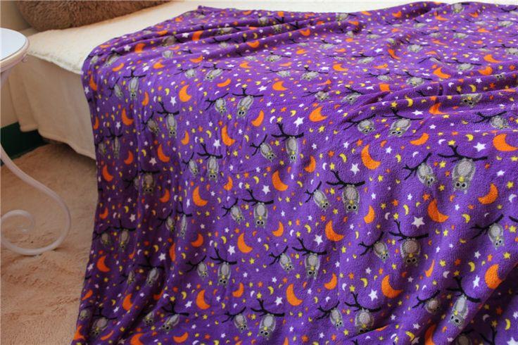 Купить товарБесплатная доставка фиолетовый цвет луна звезда ребенка спать одеяло детское мальчиков и девочек супер мягкое одеяло 125 см х 150 см бросок, постельное белье в категории Одеялана AliExpress. Promotion SALE Freeshipping REA Print 4pc Bedding Sets (1 duvet cover +1 bedsheet+2 pillowcase) home bedlinen quilt cove