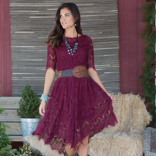 Belle of the Barn Dress