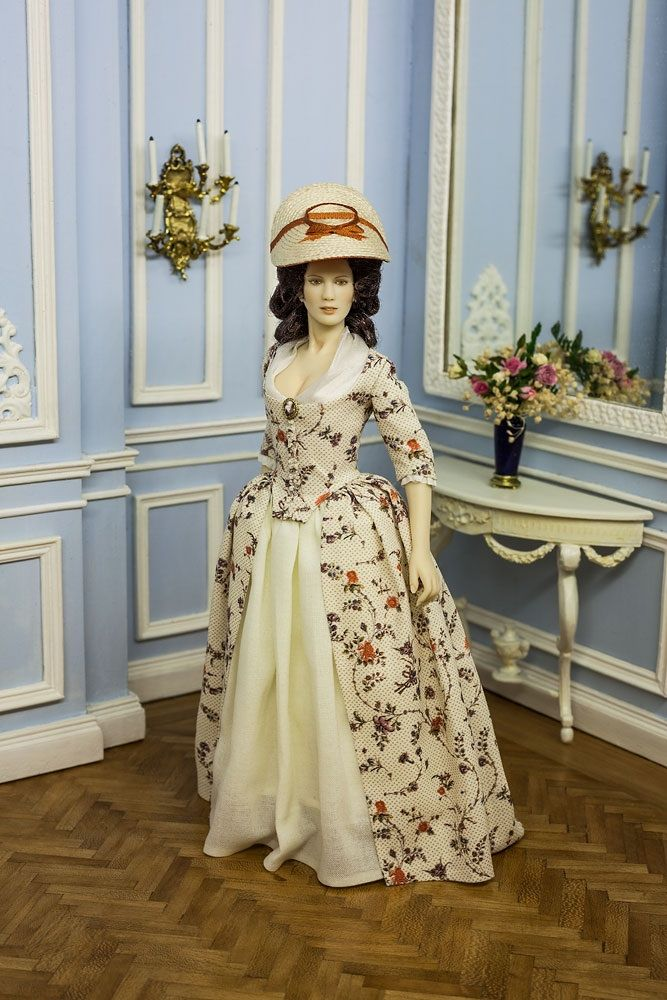 Doll by Maria Jose Santos - Dolls, Figures & Animals - Gallery - IGMA Fine Miniatures Forum