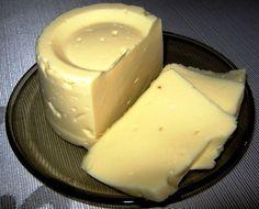 домашний сливочный плавленый сыр.