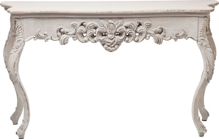 Grace Console Table, £499, The French Bedroom Company