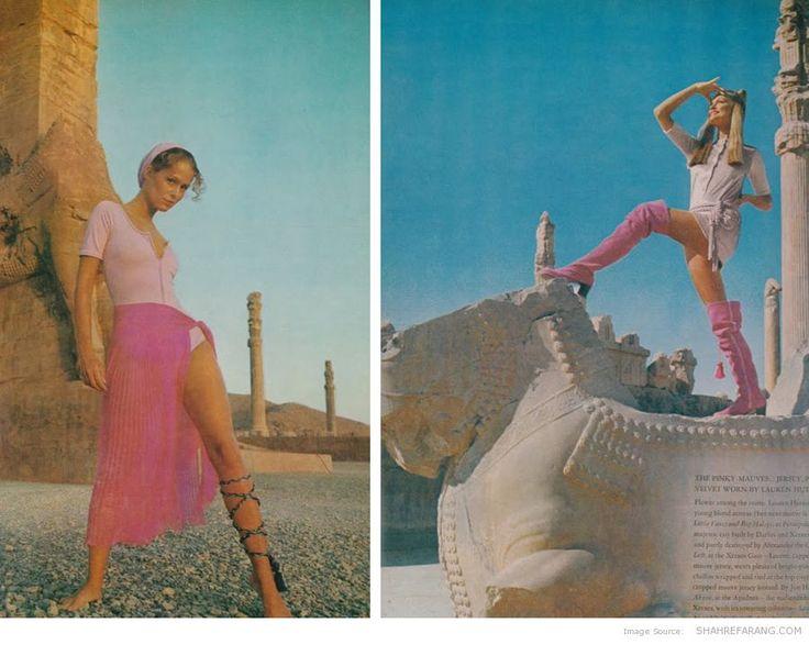 caterpillar shoes tehran iran photos 1960s fashion