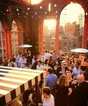Pod 39 Rooftop, 145 East 39th Street (between Third and Lexington avenues); 212-865-5700.
