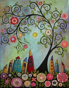 JUST the tree. I love this!!!                                                                                                                                                     More