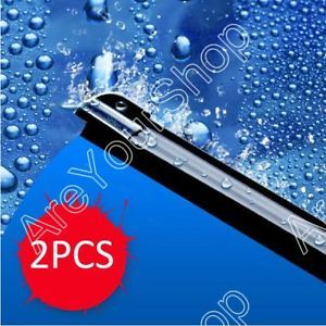 a 2x 2420 bracketless windshield wiper blade for 2007 2011 toyota camry usa