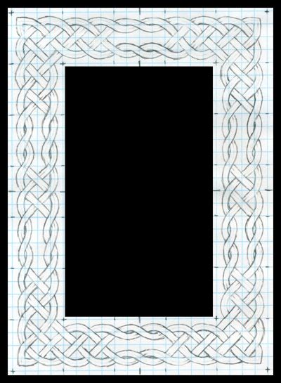 Celtic Knots 101 - Running Borders - WetCanvas