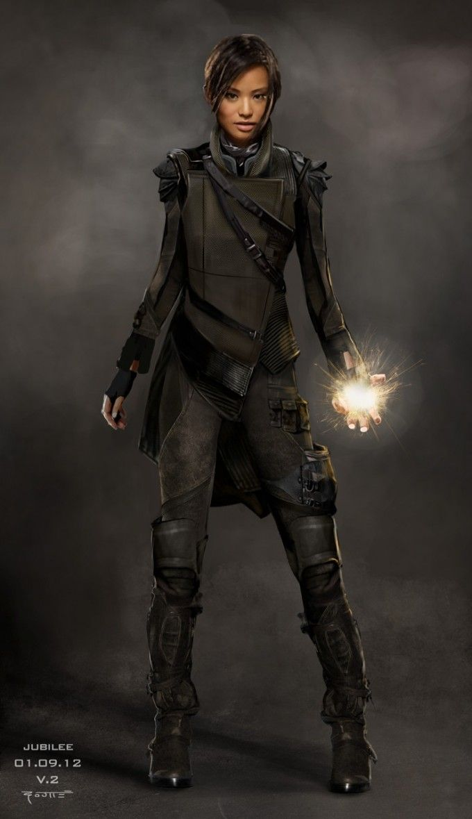 Alternate Days of Future Past Concept Art Has Storm, Bishop, Groovy '70s Magneto… Jubilee?   The Mary Sue