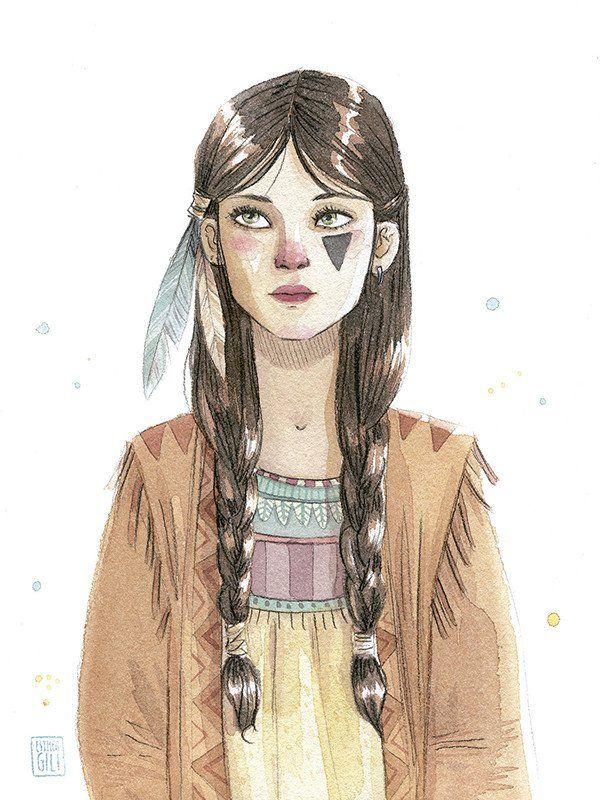 Print Esther Gili - Tigrilla