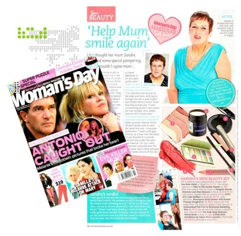 NVEY ECO in Woman's Day Australia