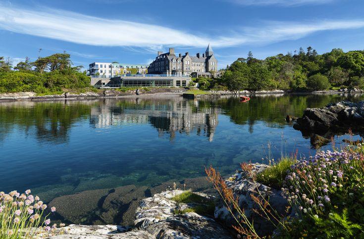 The magnificent Parknasilla Resort in Sneem, Kerry