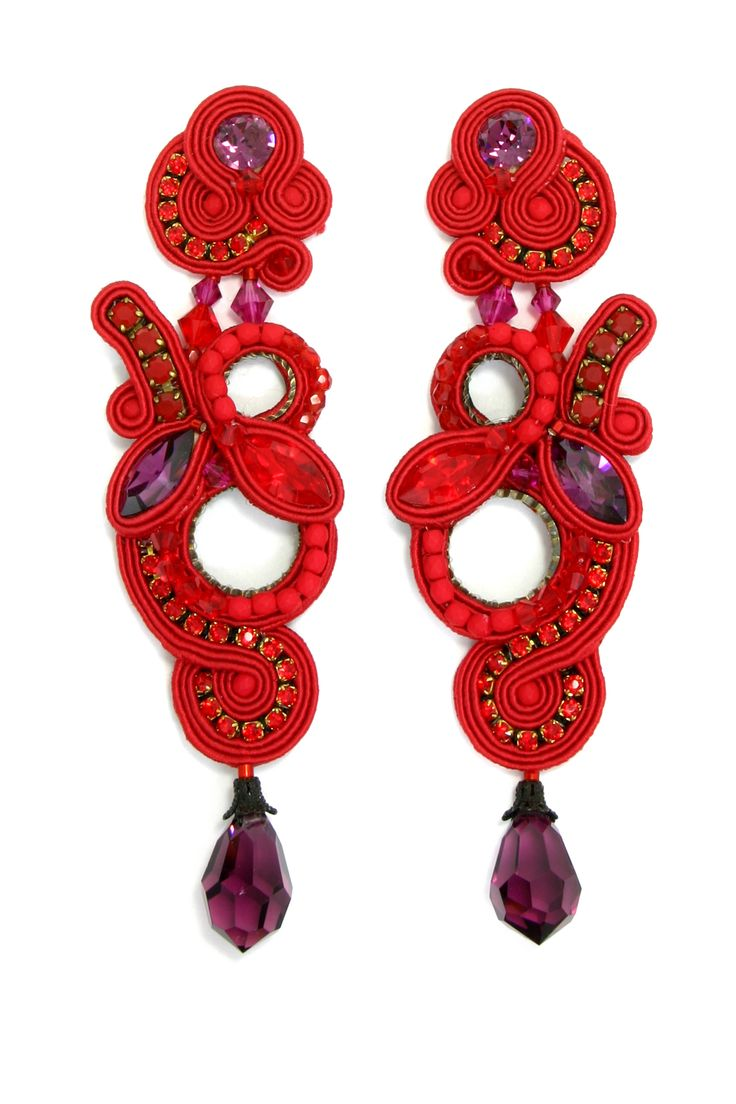 Dori Csengeri earrings | AIBIJOUX | Fashion jewelry www.aibijoux.com #DoriCsengeri #fashionjewellery #bijoux #earrings #AIBIJOUX