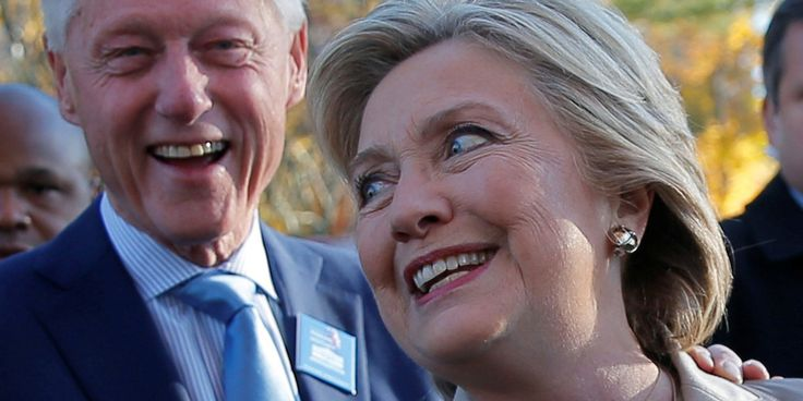 No, Hillary Clinton Didn't Just File For Divorce From Bill