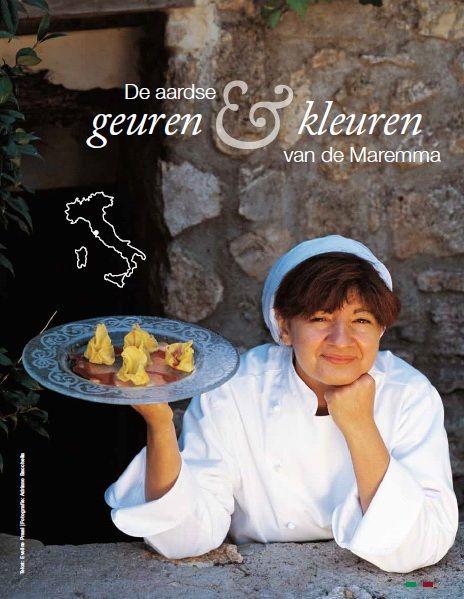 De aardse geuren en kleuren van de Toscaanse Maremma. Artikel in het mei/juninummer van magazine De Smaak van Italië 2014. Fotografie: Adriano Bacchella