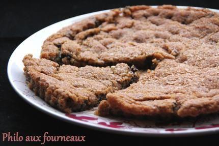 Recette de Cookie Géant !