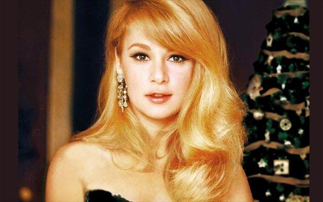 Aliki Vougouklaki/Greek actress star of 1960's.