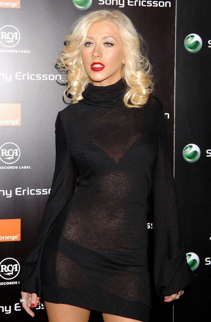 2018 Christina Aguilera Nude Photos