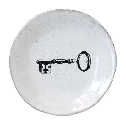John Derian Company Inc — Key Small Plate