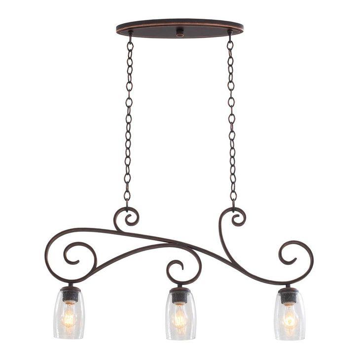 kalco lighting kalco lighting castaic antique copper island light with cylindrical shade 7205ac