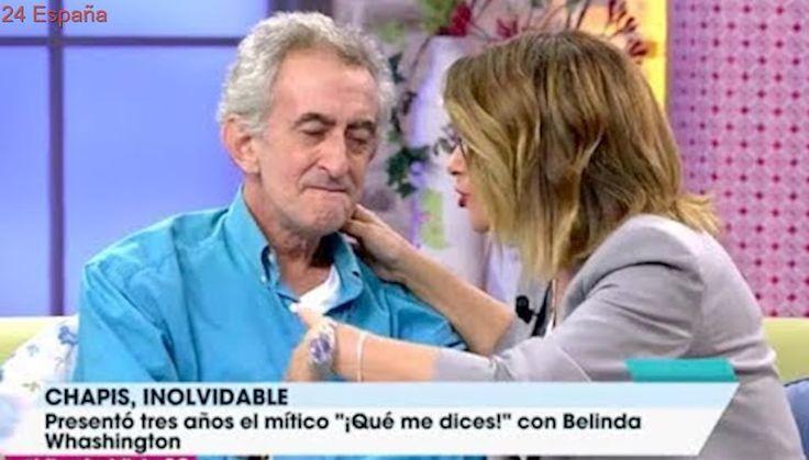 Toñi Moreno le hace una desafortunada entrevista a Chapis