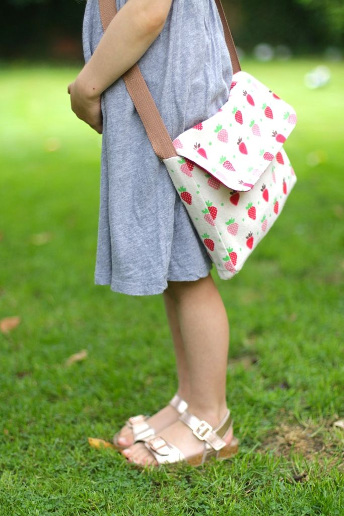 This is a relatively straight forward wee bag that looks great when it's finished and is perfect for kids to carry round all their bits and bobs!! Check out some other bags I've made for my girls,... Read The Post