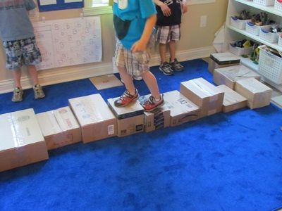 Box Activities to go with Book, Not a Box by Antionette Portis