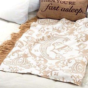 Disney Throw Blanket - Cinderella Throw Blanket of Dreams
