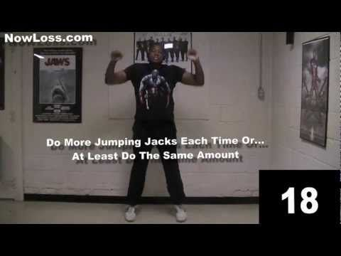 Home Jumping Jack Workout  Jumping Jack Workout #2 (Lose 5 pounds THIS WEEK!)  This really does not belong here but I was invited to post on this board and these home workouts were all I had to contribute