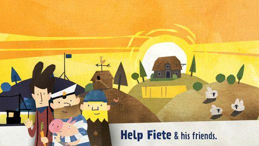 Fiete – A day on a farm ahoiii Entertainment UG (haftungsbeschraenkt) 제작 그래픽 이쁜 교육 어플