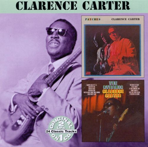 Patches/The Dynamic Clarence Carter [CD]