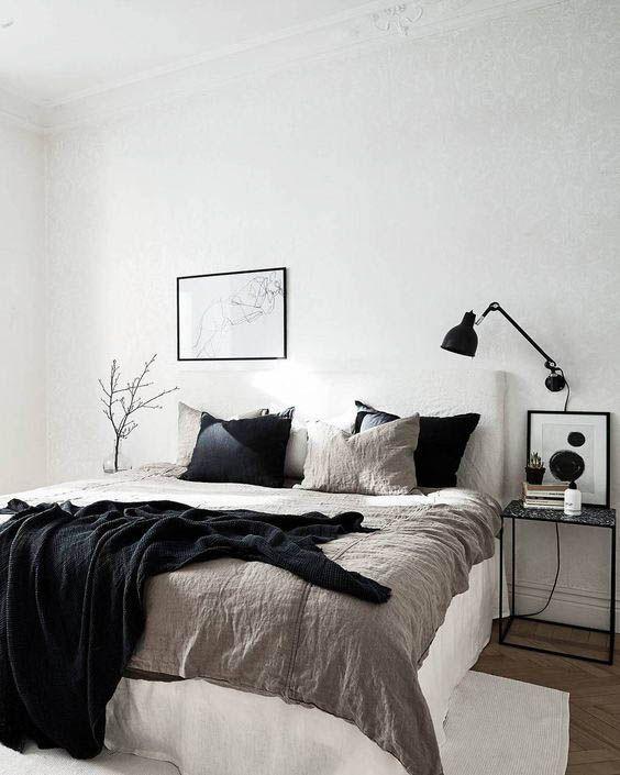 Non…-Neid: 15 minimale Schlafzimmer