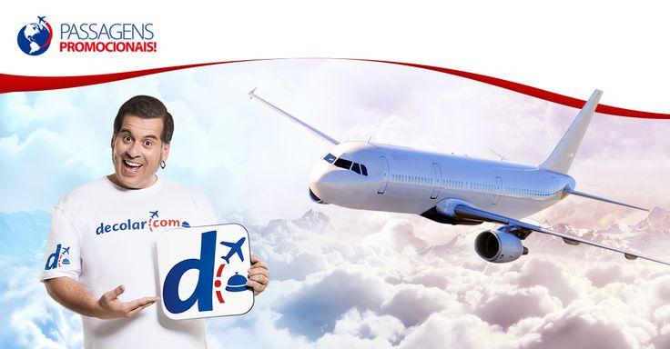 Compre passagens aéreas nacionais e internacionais com o melhor preço garantido estão na Decolar.com! Compre na maior agência de viagens da América Latina!