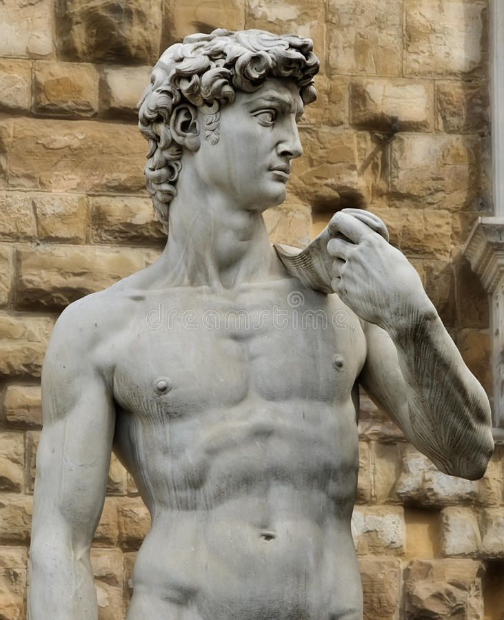Statue of David, Florence, Italy. The statue of David by Michaelangelo on  the Pi , #Ad, #Florence, #Italy, #Statue, #David, #… | Roman statue,  Statue, Greek statues