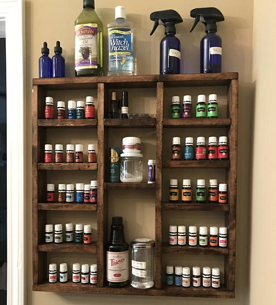 Diy Oil And Vinegar Shelf: Best 25+ Essential Oil Storage Ideas On Pinterest