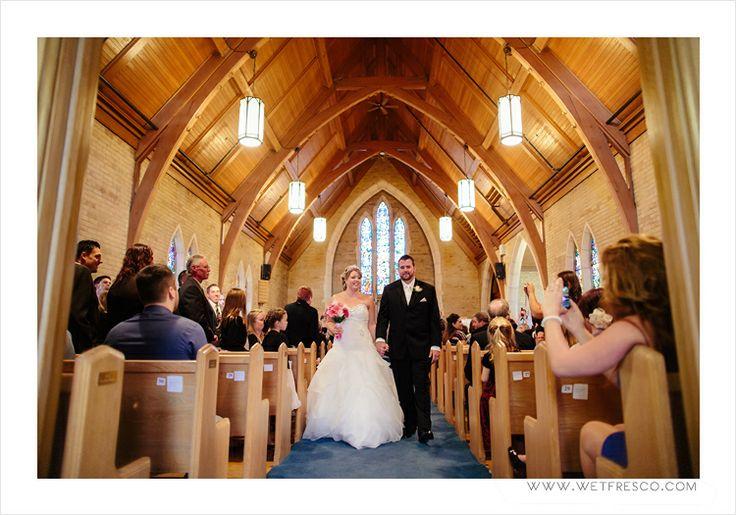 Oshawa wedding at the castle