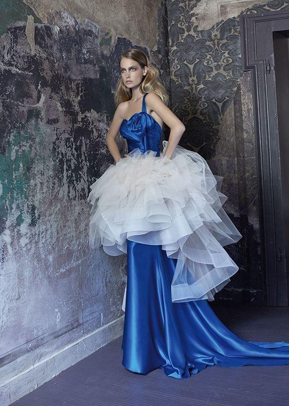 collezione 2014 - abito da sposa di Elisabetta Polignano  http://elisabettapolignano.com/
