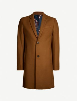 b5b258ba5ee425 TED BAKER Falo wool-blend coat.  tedbaker  cloth