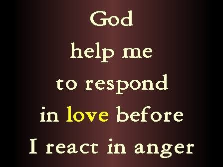 Whoever is slow to anger has great understanding, but he who has a hasty temper exalts folly.  Proverbs 14:29 ESV
