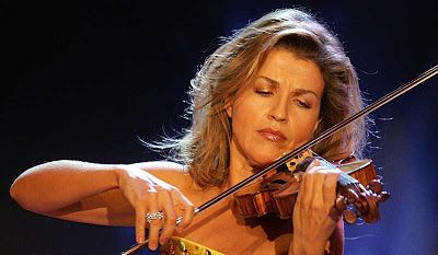 les écureuils de central park sont tristes le lundi: anniversaire @ la violoniste allemande, anne-sophi...