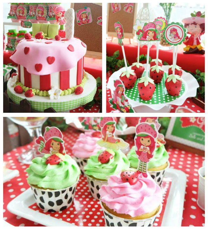 A completely fromscratch fresh strawberry cake or cupcakes No jello food coloring or artificial flavors!