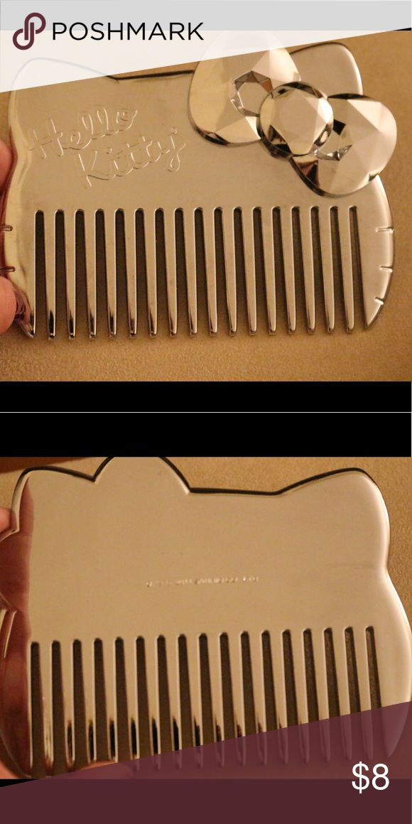 Hello Kitty wide tooth comb. Sephora Hello Kitty wide tooth comb. Sephora Accessories Hair Accessories
