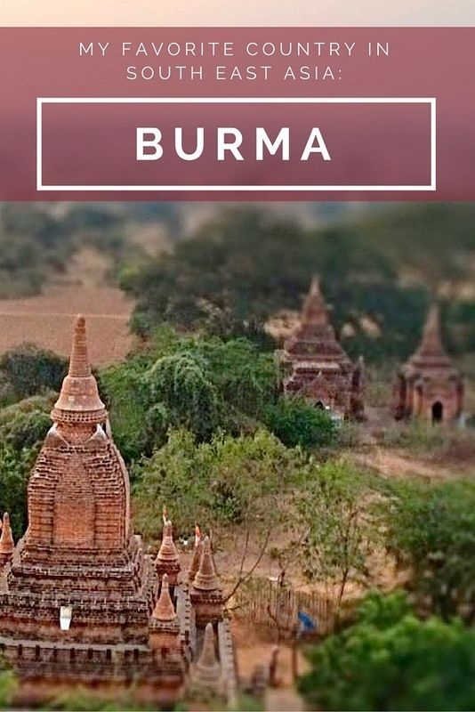 Burma is still one of South East Asia's biggest hidden gems. You can tell that from the number of people applying for a visa. Click through for reasons why this is my favorite new country in South East Asia.
