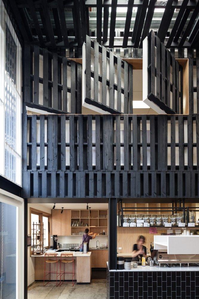 2014 Restaurant & Bar Design Award WinnersCafé: Industry Beans (Australia) / Figureground Architecture
