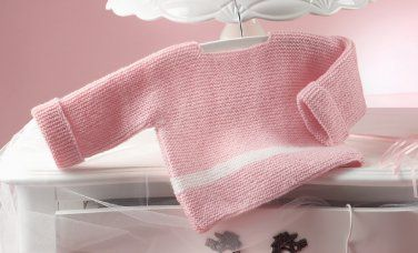 Book Baby 58 Autumn / Winter | 16: Baby Sweater |
