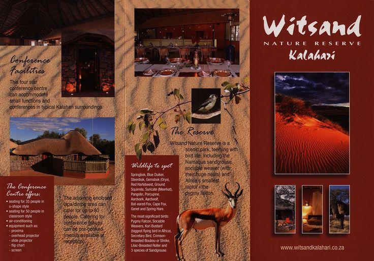 https://flic.kr/p/Jng6qN | Witsand Nature Reserve Kalahari; 2013_1, Postmasburg, Northern Cape, South Africa