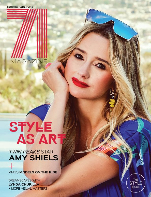 Space Issue Amy Shiels Magazine Amy
